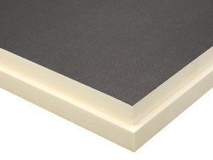 płyta poliuretanowa do izolacji termicznej dachów płaskich BauderPIR FA