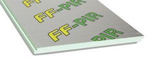 płyta z polistyrenu ekstrudowanego xps do izolacji fasad wentylowanych, dachów płaskich i skośnych Finnfoam FF-PIR