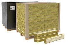 płyty lamellowe z wełny skalnej do izolacji stropów, izolacja garaży Rocwool STROPROCK G