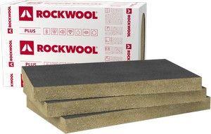 płyty z wełny skalnej do izolacji termicznej fasad wentylowanych Rockwool VENTIROCK PLUS
