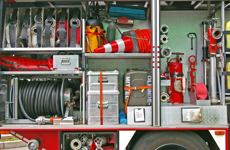 zabezpieczenia ognioochronne