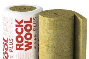 mata z wełny skalnej do izolacji termicznej dachów kośnych i poddaszy Rockwool MEGAROCK PLUS