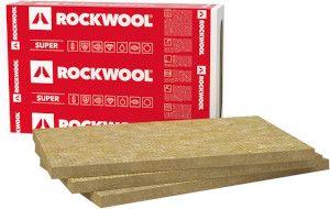 płyty z wełny skalnej do izolacji podłóg Rockwool STEPROCK SUPER